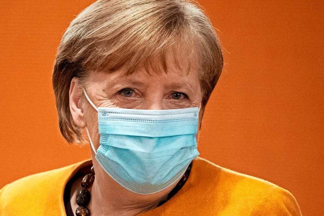 Bundeskanzlerin Angela Merkel  | Foto: KAY NIETFELD (AFP)