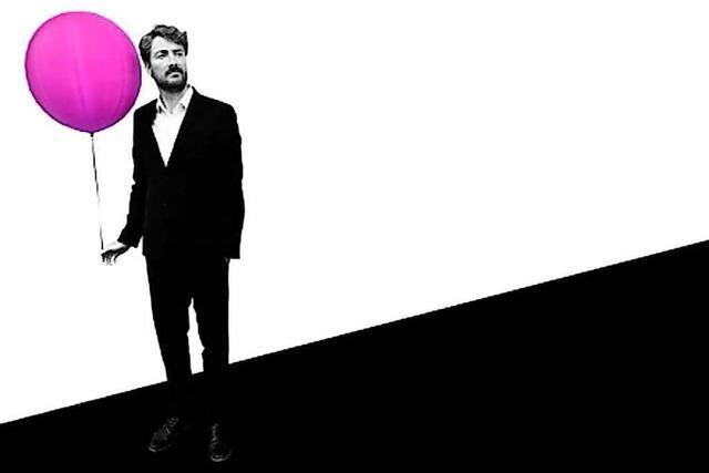 Der Spitalkeller in Offenburg streamt Jochen Prang live mit seinem Soloprogramm