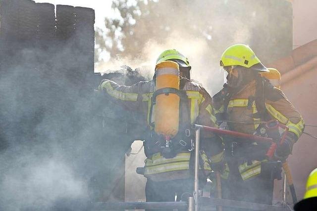 Einsatzzahlen im Kreis Emmendingen unterstützen die Kritik der Feuerwehr