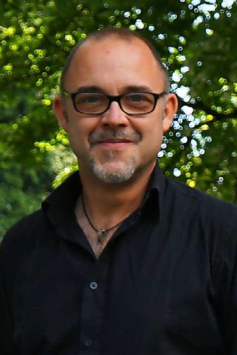 Michael Rieple, erster Vorsitzender des JFV Region Laufenburg    Foto: Privat