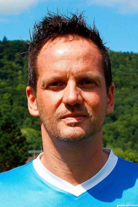 Thorsten Szesniak, sportlicher Leiter des JFV Region Rheinfelden    Foto: FuPa