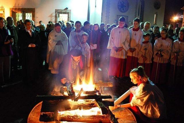 Emmendinger Kirchen wollen zu Ostern Präsenzgottesdienste feiern