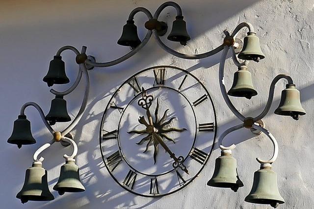 Glockenspiel am Alten Schloss ist digital