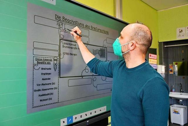 Wie sieht die medientechnische Entwicklung an den Schulen Titisee-Neustadt aus?