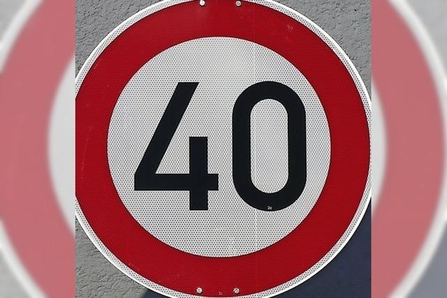 Tempo 40 ist im Gespräch