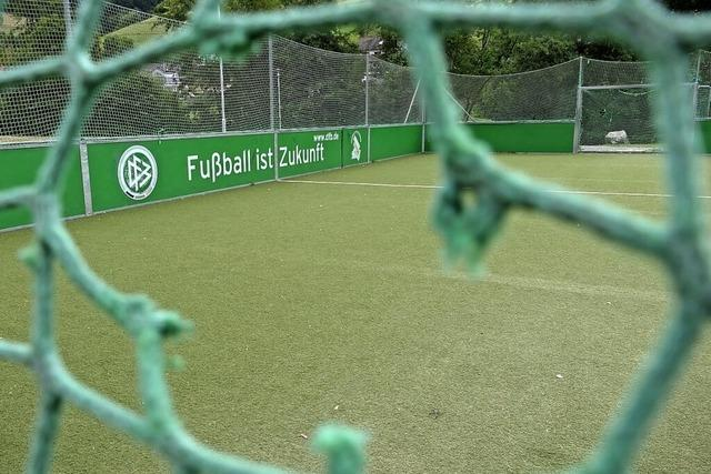 Münstertal sucht einen neuen Platz fürs Kleinspielfeld