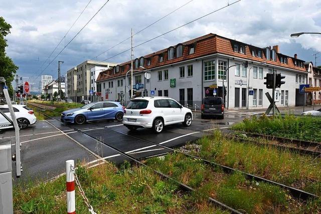 Lörrachs Bahnübergänge sind Unfallschwerpunkte