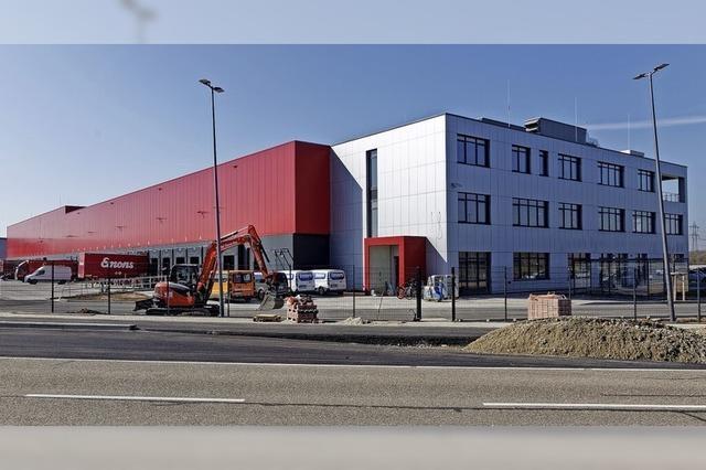 Emons nimmt Betrieb in Kenzingen auf