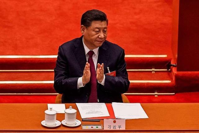 Chinas Internetzensur schluckt die Wirklichkeit mit Taktik