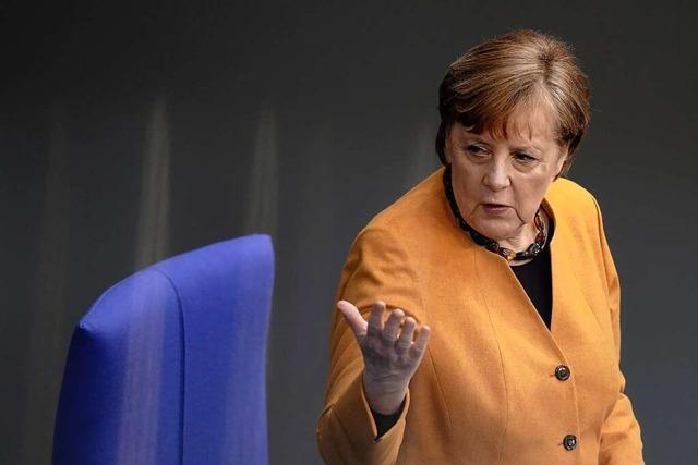 Abgesagter Oster-Shutdown: Merkel zeigt Stärke, Merkel zeigt Schwäche