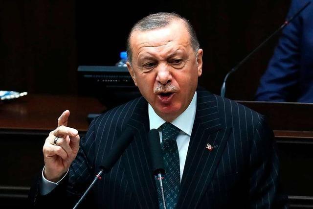 Erdogan steht unter Druck – und erwartet mehr Geld von der EU