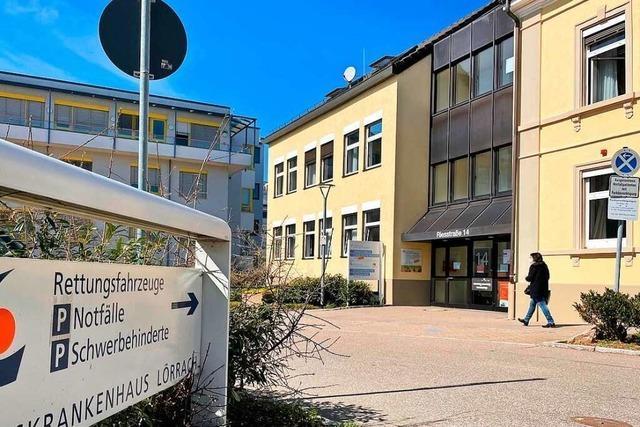 Die Hausärztliche Notarztpraxis Lörrach ist umgezogen – ins Nachbarhaus
