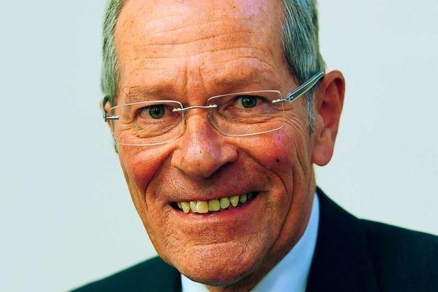 Ex-Verbandsgeschäftsführer Manfred Noppel ist tot