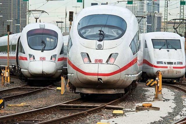 Deutsche Bahn fährt in der Krise 5,7 Milliarden Euro Verlust ein