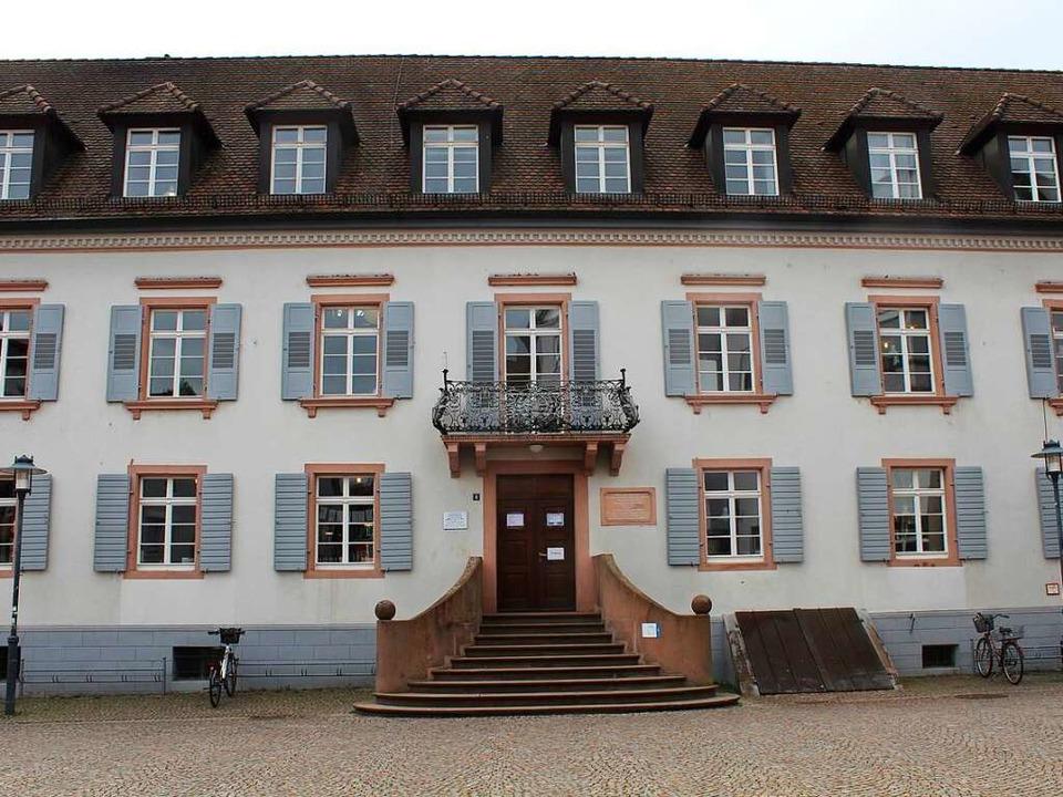Das Schlosser-Haus im Emmendingen  | Foto: Maya Schulz