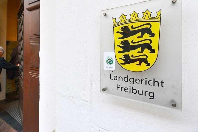 Landgericht Freiburg verhängt vier Jahre Haft wegen Vergewaltigung