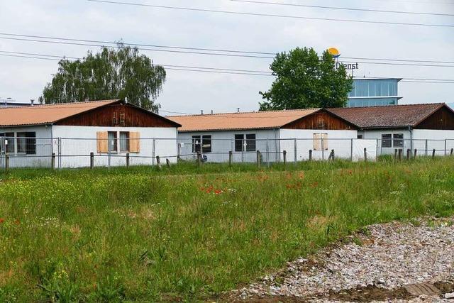 Neubau der Gemeinschaftsunterkunft in Rheinfelden verzögert sich