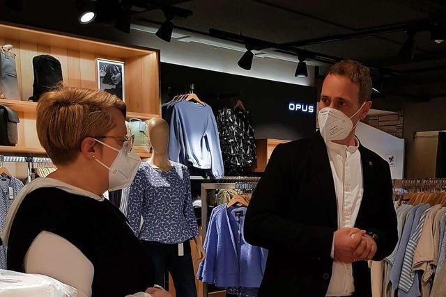 BZ-Talk: Klopapier-Flagshipstore aus Emmendingen als Blaupause für den Handel