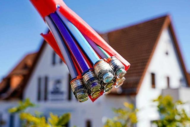 Grünes Licht für schnellen Ausbau des Glasfasernetzes in Vörstetten