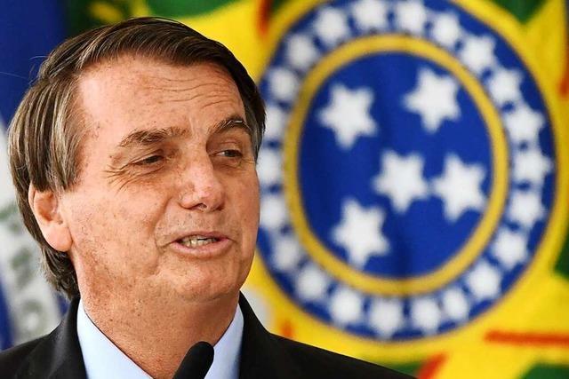 Brasilien könnte zur Brutstätte für neue Corona-Virusmutationen werden