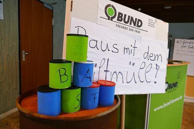 VGH-Urteil: Grenzach-Wyhlen kann nicht gegen BASF-Sanierung klagen