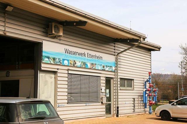 Das Ettenheimer Wasserwerk soll umziehen