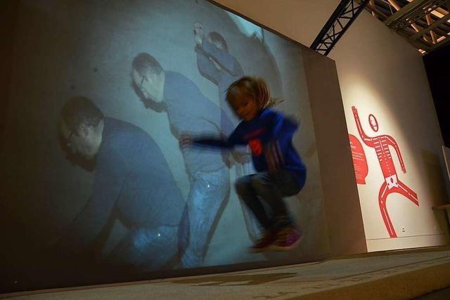 Spaß ohne Psssst! Mitmachparcours im Straßburger Le Vaisseau