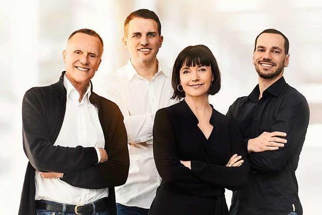 Rückgrat startet in die Zukunft: Die Plüddemann-Unternehmensgruppe hat neue Inhaber