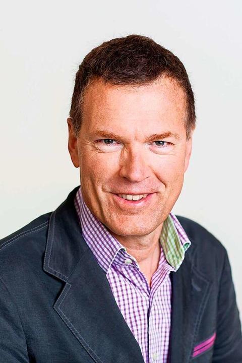 Thorsten Rudolph,  Geschäftsführer der...warzwald Tourismus Gesellschaft (HTG).  | Foto: privat