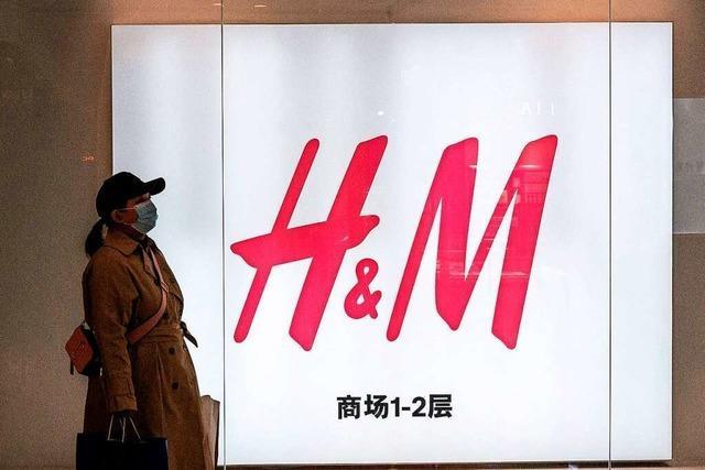 Staatlich orchestrierter Boykott gegen Modekette H&M