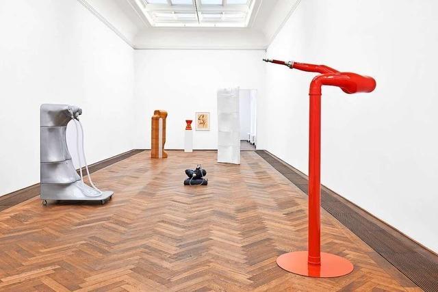 Das Frühwerk des Bildhauers Joachim Bandau in der Kunsthalle Basel