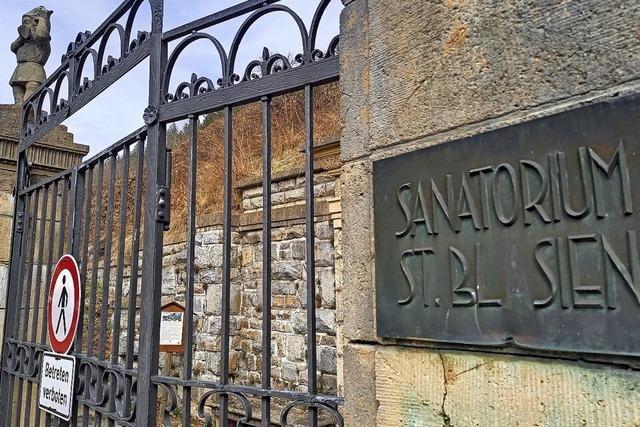 Land gibt 303 870 Euro für Sanierung des Sanagartens