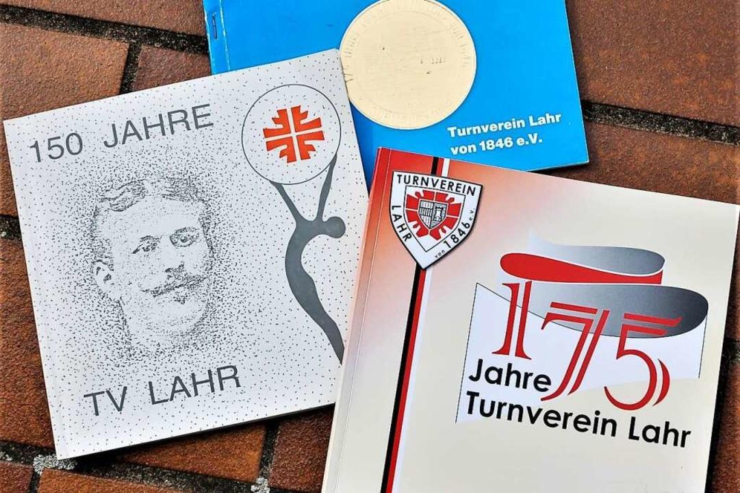 Zum 175. Geburtstag des TV Lahr ist wi... beim 125. und 150. Geburtstag voraus.    Foto: Wolfgang Beck
