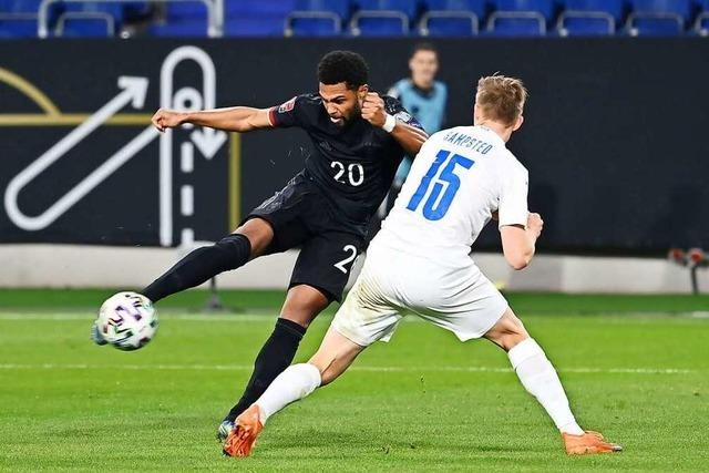 Löw-Team besiegt Island mit 3:0