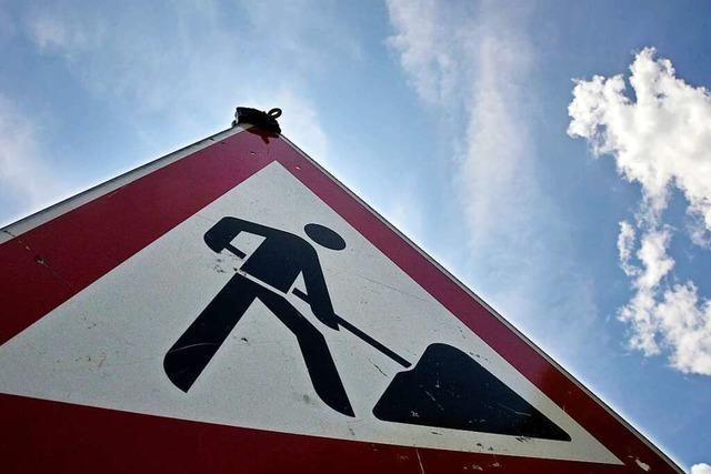 B31 zwischen Rötenbach und Löffingen am Wochenende gesperrt