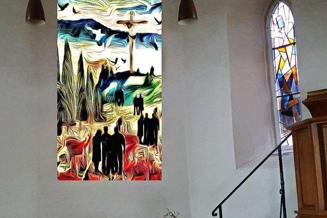 Das Rümminger Kirchenfenster im ARD-Quiz