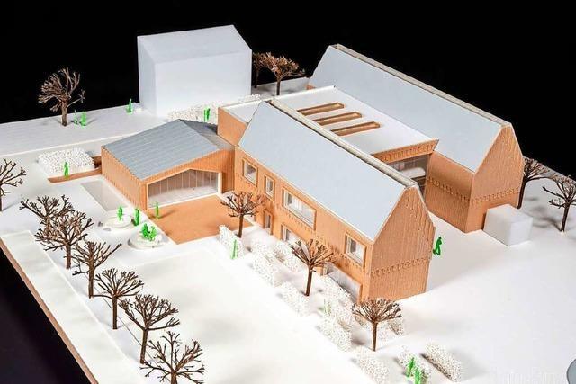 Neurieder Firma plant Campus für Kreative in Ichenheim