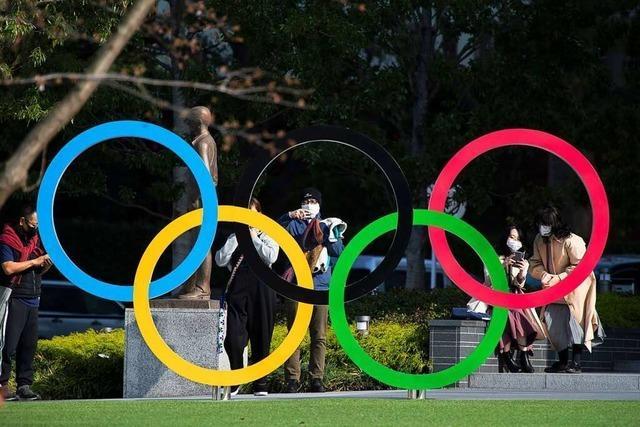 Wie qualifiziert man sich für Olympia?