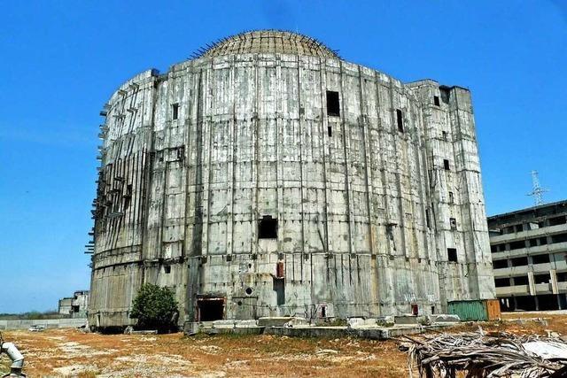 Fidel Castro wollte ein Atomkraftwerk – davon blieb nur eine Ruine