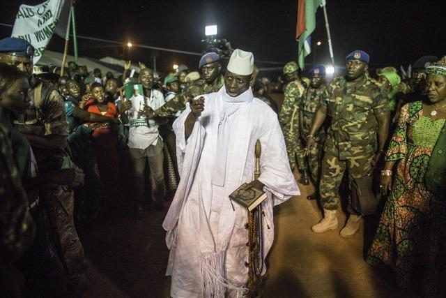 Warum viele Flüchtlinge aus Gambia nach Südbaden kommen