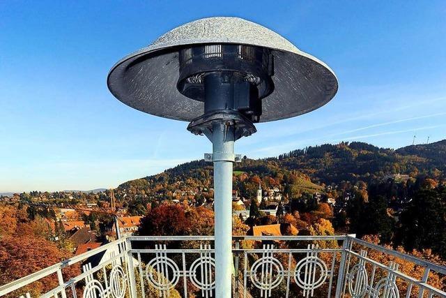 In Freiburg ist am Samstag Sirenenprobe