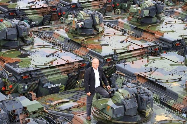 In einem Thüringer Dorf lagert mehr Kriegsgerät als bei so mancher Armee