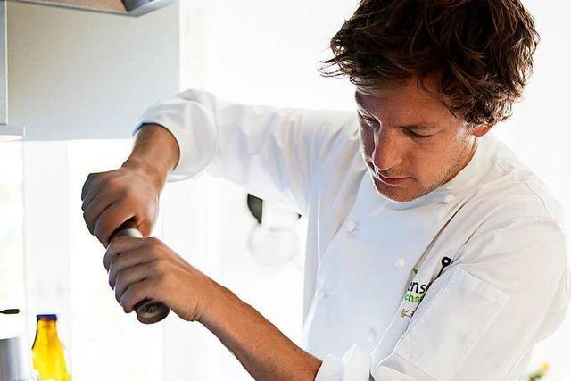 Kochen Sie Ihr Ostermenü mit Ben Kindler in einem Online-Kochkurs!