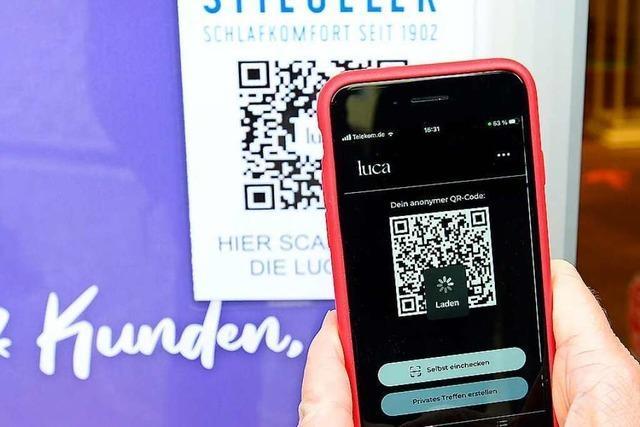 Rheinfeldens Oberbürgermeister ist für die Einführung der Luca-App