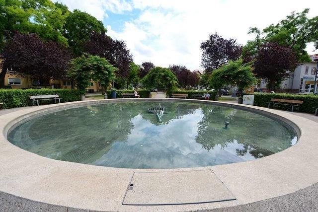 Hat ein 21-Jähriger seine Bekannte im Tennenbacher Brunnen unter Wasser gedrückt?