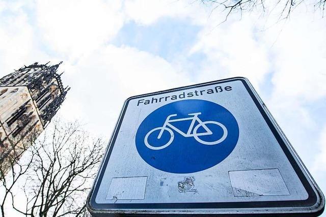 In Lörrach wird es eine Fahrradstraße geben