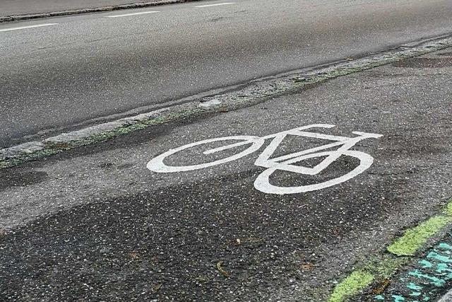 Noch in diesem Jahr soll es Fahrradstraßen in Offenburg geben