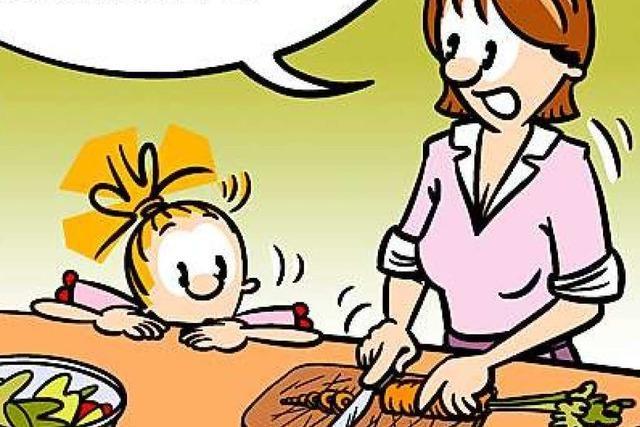 Lucy Backfisch: Durch Karotten sieht man besser. Oder nicht?