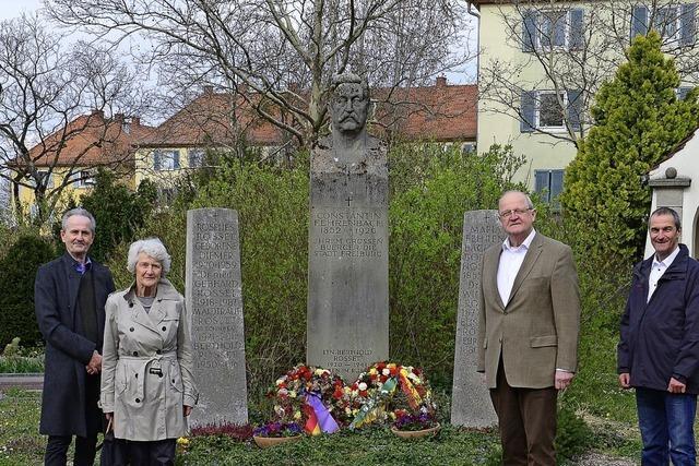 Constantin Fehrenbach war einst der erste Reichskanzler, der aus Freiburg kam