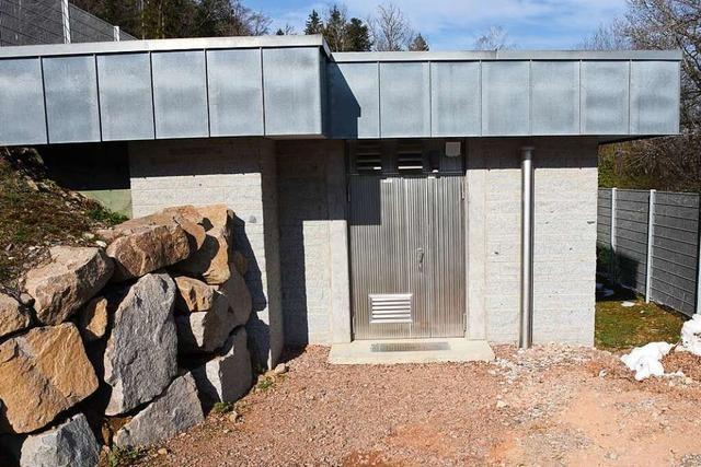 Steinen hat neun Millionen Euro in die Trinkwasserversorgung investiert